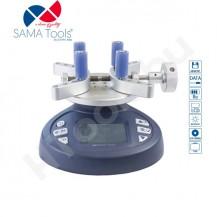 SADTM-X20 digitális kupak nyitó és záró nyomatékmérő, 20 Nm, adatkimenettel