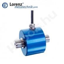 DK-15 álló, reraktív, nem forgó, kétoldali tengelyén reteszes nyomatékmérő szenzor sorozat - 1...100 Nm - 0.2 %