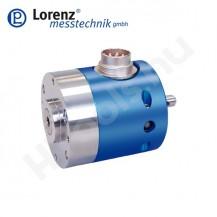 DH-15 álló, reaktív, nem forgó nyomatékmérő szenzor tárcsa spigot és tengely csatlakozással - 0.005-20 Nm - 0.2 % - 0.1 %