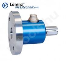 DFW-25 álló, reaktív, nem forgó nyomatékmérő szenzor tárcsa és tengely retesz csatlakozással - 2-2000 Nm - 0.2 % - 0.1 %