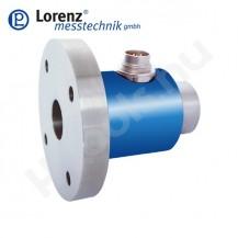 D-2223 álló, reaktív, nem forgó nyomatékmérő szenzor tárcsa és belső négyszög csatlakozással - 2-5000 Nm - 0.2 % - 0.1 %