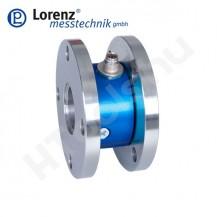 D-2553 álló, reaktív, nem forgó nyomatékmérő szenzor kétoldali tárcsa  csatlakozással - 10-200 Nm - 0.1 %