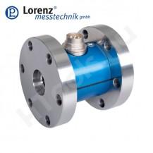 DF-30 álló, reaktív, nem forgó nyomatékmérő szenzor kétoldali tárcsa  csatlakozással - 10-20000 Nm - 0.1 % - 0.05 %