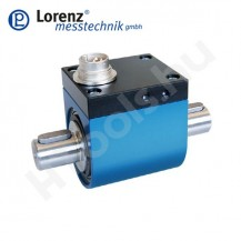DR-2 forgó, csúszógyűrűs nyomatékmérő szenzor kétoldali reteszes tengely csatlakozással - 1-500 Nm - 0.1 %