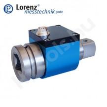 DR-1 forgó, csúszógyűrűs nyomatékmérő szenzor belső és külső négyszög csatlakozással - 1-5000 Nm - 0.1 %