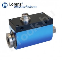DR-12 forgó, csúszógyűrűs nyomatékmérő szenzor belső és külső négyszög csatlakozással - 1-5000 Nm - 0.1 %