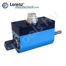 """DR-2335 forgó, csúszógyűrűs nyomatékmérő szenzor belső és külső 1/4"""" HEX csatlakozással - 1-20Nm - 0.1 %"""