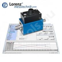 DR-3000 forgó, érintésmentes nyomatékmérő szenzor kétoldali tengely csatlakozással - 0.1-5000 Nm - 0.1 % -0.05%