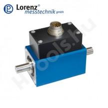 DR-2643 forgó, érintésmentes nyomatékmérő szenzor kétoldali tengely csatlakozással - 0.1-5000 Nm - 0.1 % - 0.05%