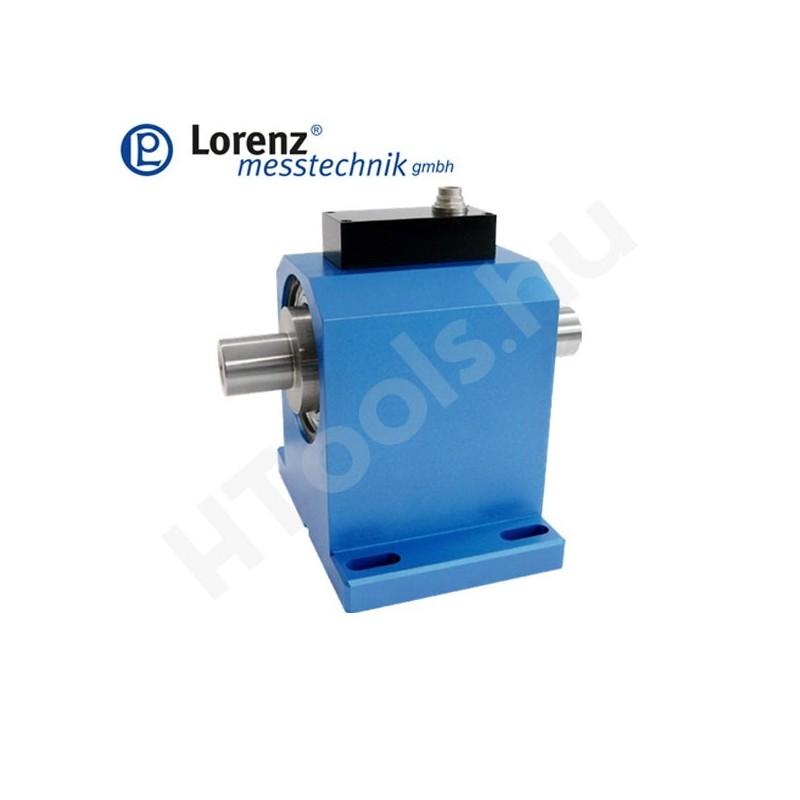 DR-2512-R forgó, érintésmentes nyomatékmérő szenzor kétoldali tengely csatlakozással - 0.1-1000 Nm - 0.2 %