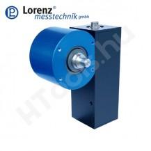 DR-2500 forgó, érintésmentes miniatűr nyomatékmérő szenzor kétoldali tengely csatlakozással - 0.005-150 Nm - 0.1 %