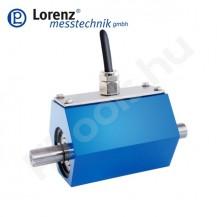 DR-2477 forgó, érintésmentes nyomatékmérő szenzor kétoldali tengely csatlakozással - 0.2-200 Nm - 0.25 %