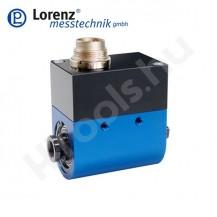 DR-2493 forgó, érintésmentes nyomatékmérő szenzor belső és külső négyszög csatlakozással - 0.1-5000 Nm - 0.25% - ±5V - ±10V