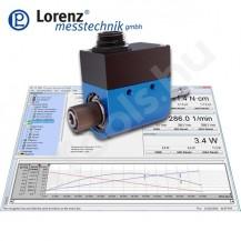 """DR-3003 forgó, érintésmentes nyomatékmérő szenzor - USB - belső és külső 1/4"""" csatlakozás - 0.1-20 Nm - 0.1%"""