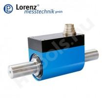 DR-2208 kettős tartományú forgó, érintésmentes nyomatékmérő szenzor kétoldali tengely csatlakozás - 0.5/5-2000/20000 Nm - 0.1 %