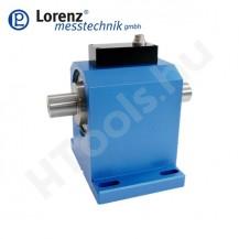 DR-2531 kettős tartományú forgó, érintésmentes nyomatékmérő szenzor kétoldali tengely csatlakozás - 0.5/5-2000/20000 Nm - 0.1 %
