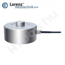 K-450 nyomó erőmérő cella - terhelés gomb / rögzítő lyuk - belső menetek - 1-1000 kN - 0.1% - 2 mV/V