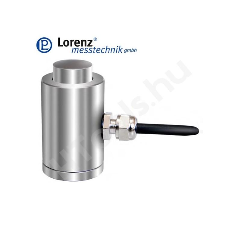 K-2071 nyomó erőmérő cella - terhelés gomb / központi furat - 5-15 kN - 0.3% - 1 mV/V