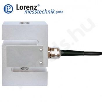 K-25 húzó és nyomó erőmérő cella - kétoldali belső menet - 2-5000 kg - 0.1%...0.2% - 1...2 mV/V