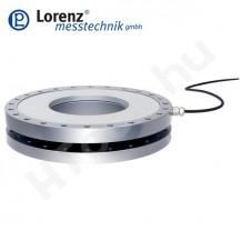 K-2698 húzó és nyomó erőmérő cella - kétoldali sík felület belső csavar mentekkel - 100-600 kN - 0.5%...1% - 1 mV/V