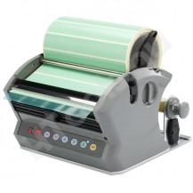 A524.180 ipari automata címkeadagoló, 15-180 mm címke szélesség, 10-999 mm, hosszúság, max 200 mm címke tekercs átmérő