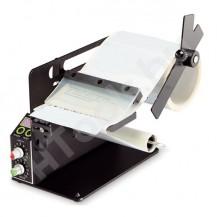 A521.120 ipari automata címkeadagoló, 20-120 mm címke szélesség, max 210 mm címke tekercs átmérő