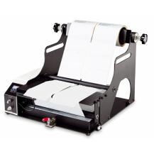 A521.300 ipari automata címkeadagoló, 20-300 mm címke szélesség, max 210 mm címke tekercs átmérő