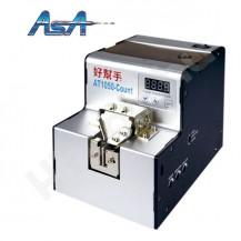 ASA AT-1050C automata csavaradagoló, csavar számlálóval, állítható sín M1-M5, max. 20 mm csavarhossz csavarfej nélkül