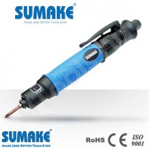 SUMAKE FL060 ipari pneumatikus csavarbehajtó, automata lekapcsolás, egyenes csavarozó, 2-6 Nm, 2200 rpm