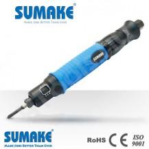 SUMAKE FP025 ipari pneumatikus csavarbehajtó, automata lekapcsolás, egyenes csavarozó, 0.3-2.5 Nm, 1800 rpm