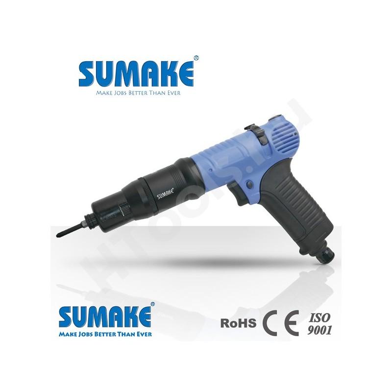 SUMAKE ABP55 ipari pneumatikus csavarbehajtó pisztoly, automata lekapcsolás, 1.2-7.5 Nm, 1000 rpm