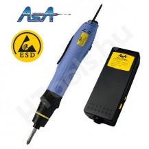 ASA BS-6500-ESD szénkefementes elektromos csavarozógép, automata lekapcsolás, 0.4-2 Nm, 700-1000 f/perc