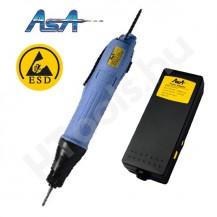 ASA-2000-ESD elektromos csavarozógép, automata lekapcsolás, 0.03-0.2 Nm, 450-700 f/perc