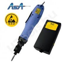 ASA-7500-ESD elektromos csavarozógép, automata lekapcsolás, 0.7-3 Nm, 500-1000 f/perc